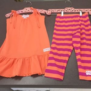 Other - Ruffle Girl outfit NWT